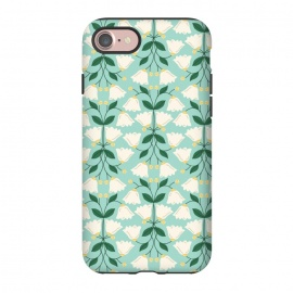 iPhone 8/7  Belle by TracyLucy Designs (Floral ,Bell,nature,pattern,sweet)