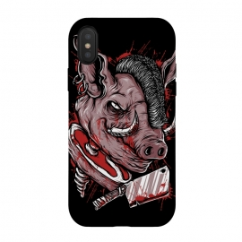 Pig Saw by Afif Quilimo