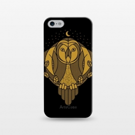iPhone 5/5E/5s  Owl Night by Afif Quilimo