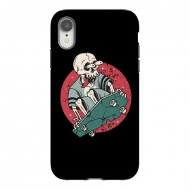 iPhone Xr  Skullboarding by