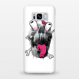 Galaxy S8+  Scary Skull by Afif Quilimo