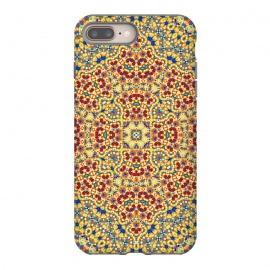 Abstract Mandala XI by Art Design Works