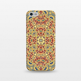 iPhone 5/5E/5s  Abstract Mandala XI by