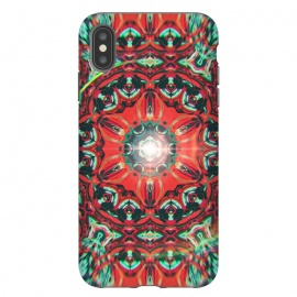 iPhone Xs Max  Abstract Mandala I by Art Design Works (Graphic-design,Digital,Acrylic,Pattern,Abstract,Print,Infinity,Elements,Designer,Circle,Style,Fashion,Boho,Meditation,Chakra,Vibes,Colors,Hippie,Art,Chaos,Mandala,arts case,cases,phone)