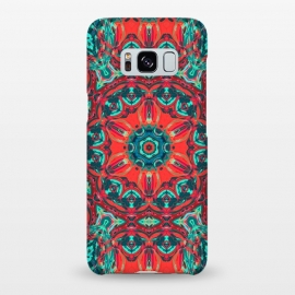 Galaxy S8+  Abstract Mandala II by Art Design Works