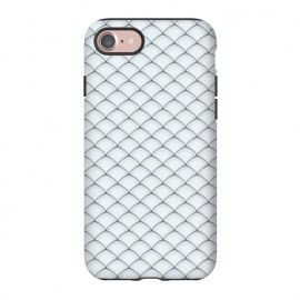 iPhone 8/7  Fish Scale Pattern by Art Design Works