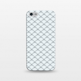 iPhone 5/5E/5s  Fish Scale Pattern by Art Design Works