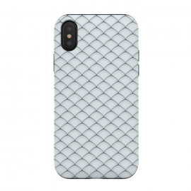 iPhone Xs / X  Fish Scale Pattern by