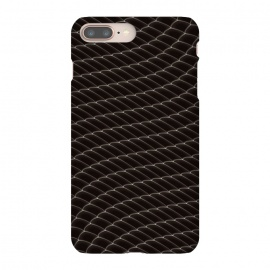 Black Snake Scale Pattern by Art Design Works
