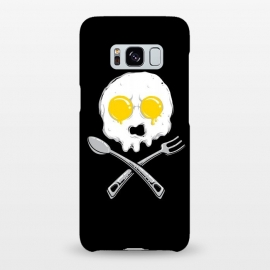 Galaxy S8+  Eggskull by Afif Quilimo