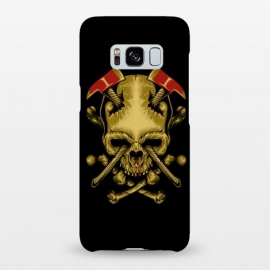 Galaxy S8+  Skull Axes by Afif Quilimo