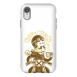 iPhone Xr  Coffee Racer by