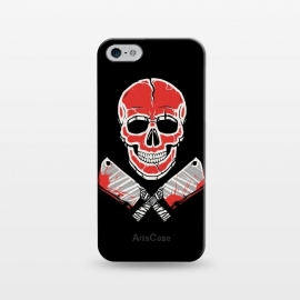 iPhone 5/5E/5s  Skull Meat by Afif Quilimo