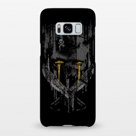 Galaxy S8+  Pirate Rust by Afif Quilimo