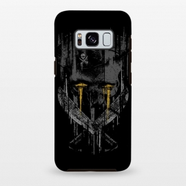 Galaxy S8 plus  Pirate Rust by
