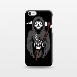 iPhone 5C  Coffee Reaper by Afif Quilimo