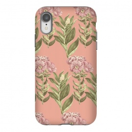 iPhone Xr  Blush Pink Flowers by