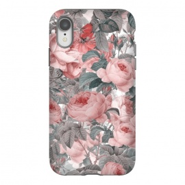 iPhone Xr  Victorian Blush Roses by