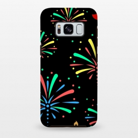 Galaxy S8 plus  diwali pattern by