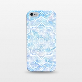iPhone 5/5E/5s  Mandala pastel by Jms