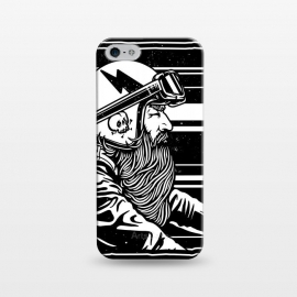 iPhone 5/5E/5s  Beard and Ride by Afif Quilimo