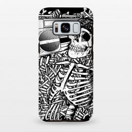Galaxy S8 plus  Skull Boombox by