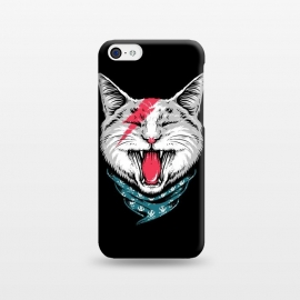 iPhone 5C  Cat Rock by Afif Quilimo