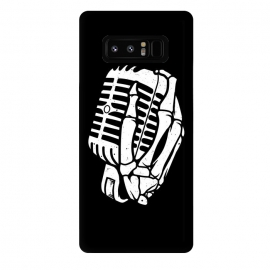 Galaxy Note 8  Death Singer by Afif Quilimo