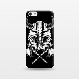 iPhone 5C  Death Viking by Afif Quilimo