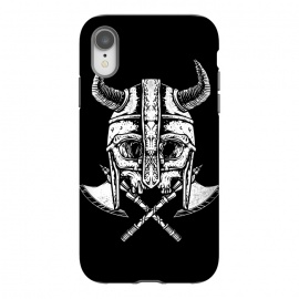 iPhone Xr  Death Viking by Afif Quilimo