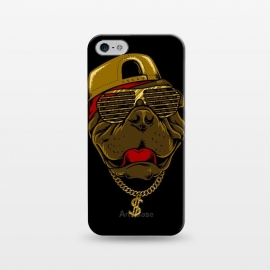 iPhone 5/5E/5s  Dog Hip Hop Style by Afif Quilimo