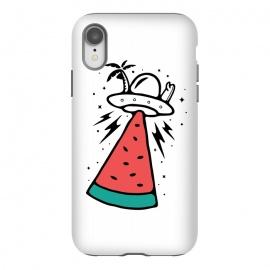 iPhone Xr  Alien Summer Invasion by