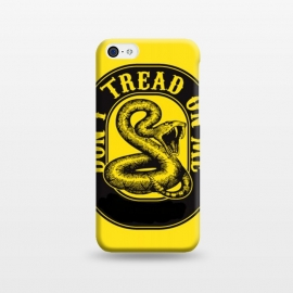 iPhone 5C  Don't tread on me by Carlos Maciel