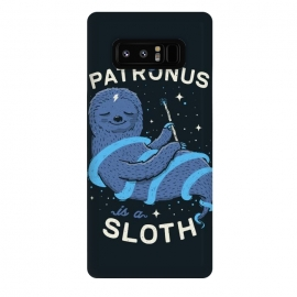 Galaxy Note 8  Sloth Patronus by eduely