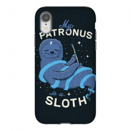 Sloth Patronus by eduely