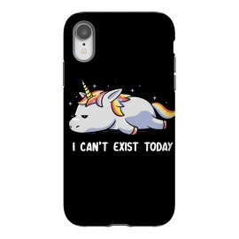 iPhone Xr  I Can't Exist Today by eduely