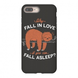 Why Fall in Love if You Can Fall Asleep? by eduely