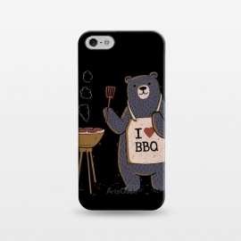 iPhone 5/5E/5s  I Love BBQ by eduely