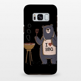 Galaxy S8 plus  I Love BBQ by