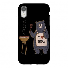 iPhone Xr  I Love BBQ by eduely