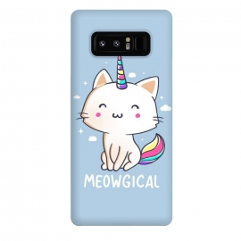 Galaxy Note 8  Meowgical by eduely