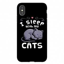 I Sleep With My Cats by eduely