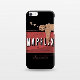 iPhone 5C  Napflix by eduely
