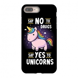 Say No to Drugs Say Yes to Unicorns by eduely