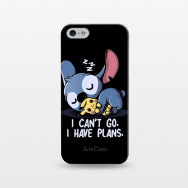 iPhone 5/5E/5s  I Cant Go, I Have Plans by eduely