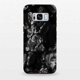 Galaxy S8+  Black marble surface by Oana