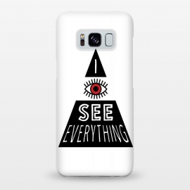 Galaxy S8+  I see everything by Laura Nagel