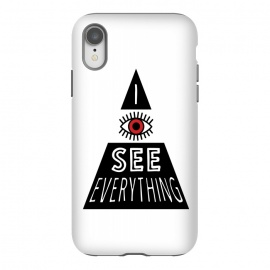 iPhone Xr  I see everything by Laura Nagel