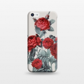 iPhone 5C  Minimal Redpassion by ''CVogiatzi.