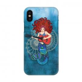 iPhone X  Musical Mermaid by